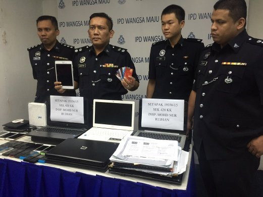 saudi businessman cheated of rm1 8m by nigerian scammers new