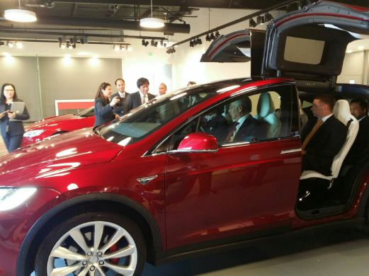 Malaysia To Allow Imports Of Tesla Electric Cars New Straits