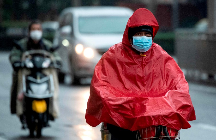 Coronavirus in China may be over by April, says expert