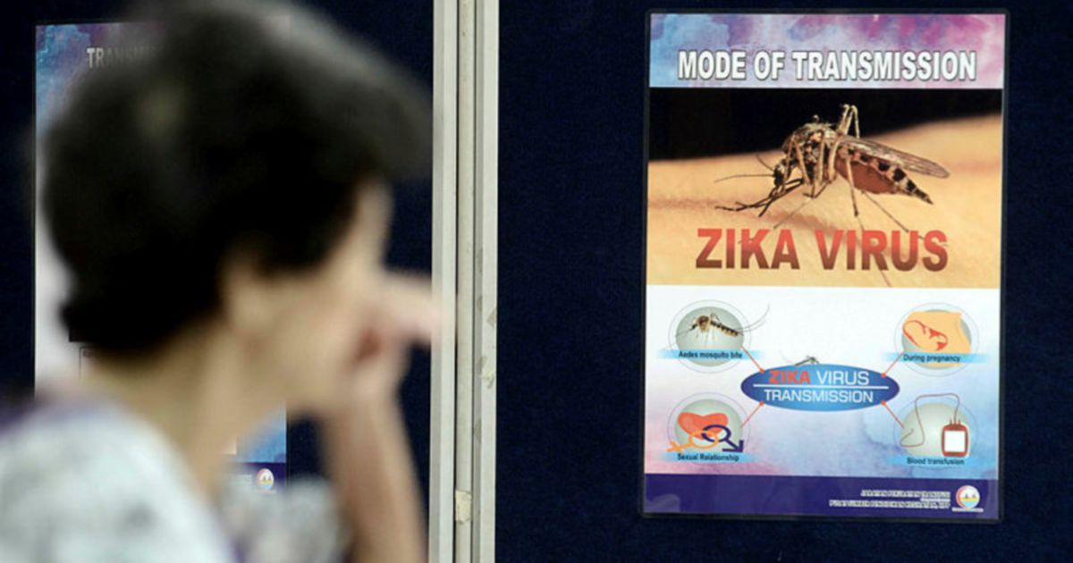 Malaysia's first Zika patient this year dies