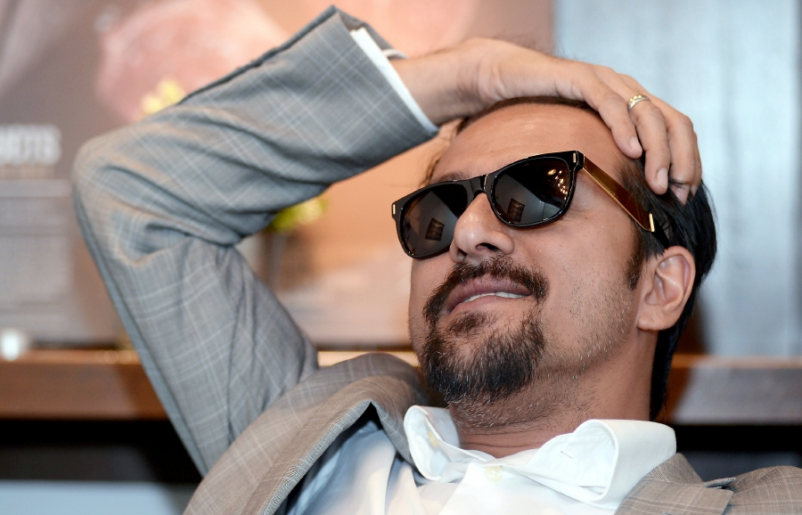 Showbiz: Bront Palarae injures leg filming The Bridge | New