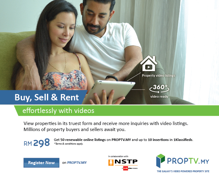 www.proptv.my - Buy, Sell & Rent - effortlessly with video